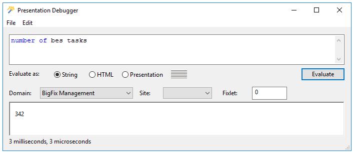 Open Presentation Debugger